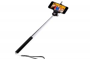 Palo selfie + Clip soporte ó Mando bluetooth