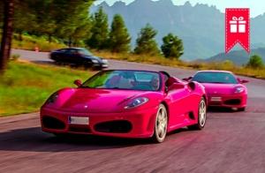 Pilota un Ferrari, Lamborghini o Porsche