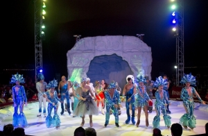 Entradas para el Circo Alegría On Ice