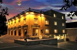 Visita y cata VIP, en Bodegas Marqués de Cáceres