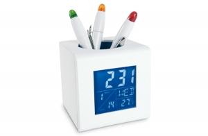 Portabolígrafos - estación meteorológica