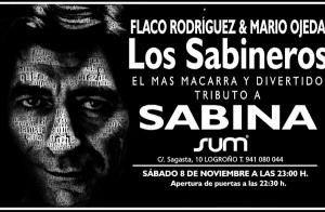 Concierto homenaje a Sabina